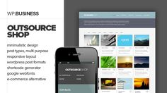 See More Outsource - Responsive Business Themeonline after you search a lot for where to buy