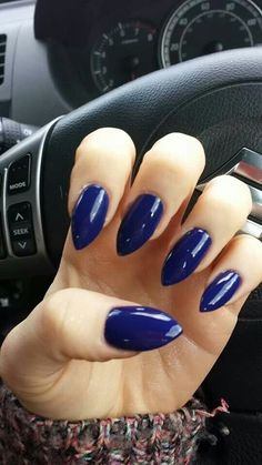 Sophisticated. Love this royal blue