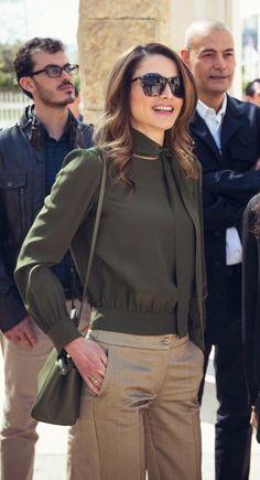 March 30, 2016, Queen Rania