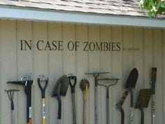 Para tu Jardín nuestros jardineros y para los zombis,....  http://www.incuentra.es/jardineros-1