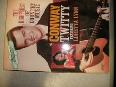 cd with conway/loretta lynn