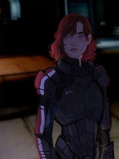 FemShep and a Half — snerft: my shepard didnt get a chance to dye her. Mass Effect Tattoo, Mass Effect 1, Mass Effect Universe, Preschool Science Activities, Science Party, Fiction Movies, Science Fiction, Technology Problems, Cool Science Fair Projects