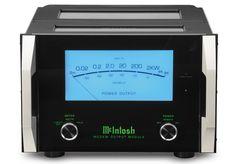 McIntosh MC2KW Amplifier, 1 Channel 2000 Watts McIntosh MC2KW Amplifier