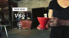 Hario V60 Brew Guide : MistoBox Series