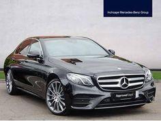 Mercedes-Benz E Class E 350 d AMG Line Saloon 3.0 4dr