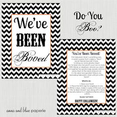 """anna and blue paperie: {Free Printable} Halloween """"BOO"""" Printable Sign!"""