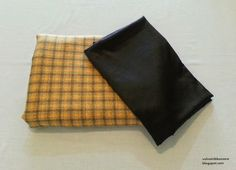 Plaid Wool Blend And Slik Satin for Make A Garment A Month January Jacket
