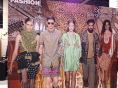 Fashion Snoops, Spice Trail, Inspirations