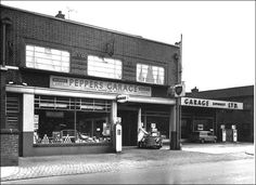 Peppers of Stoke Ltd - Campbell Road Car Showrooms & Workshops