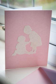 Alexandra's Wishes: Big Sister Card