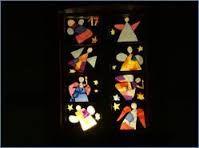 Bildergebnis für adventsfenster gestalten