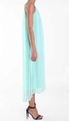 tibi turquoise