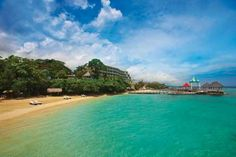 All Inclusive Cheap Honeymoon Deals and Packages: Sandals Grande Riviera Ochoa rios. 1800.00 but the package looks great
