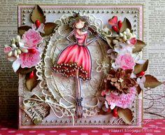 Vili's Art: Card Mania празнува рожден ден