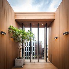Siri House von IDIN Architects in Bangkok, Thailand - Dekoration De