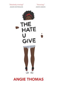 Judy's Pick - The Hate U Give by Angie Thomas