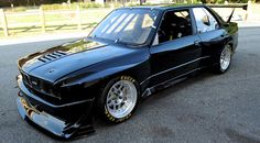 Race BMW E30 M3