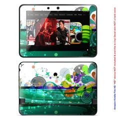 Decalrus MATTE Protective Decal Skin skins Sticker for Amazon Kindle Fire HD 8.9 Table. The skin gives your device a great new look!