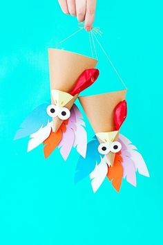 Turkey Party Hats |