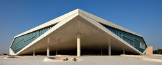 OMA's Qatar National Library Opens to the Public  https://www.archdaily.com/883483/omas-qatar-national-library-opens-to-the-public