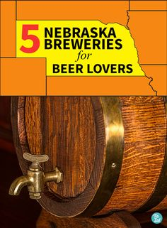 Nebraska has more craft beer than you might think! These breweries in Omaha, Lincoln and beyond will make you want to plan a beer tasting trip to the Cornhusker State #microbrew #brewery #cheers #blog #post #article #best #must #visit #favorite #top #brews