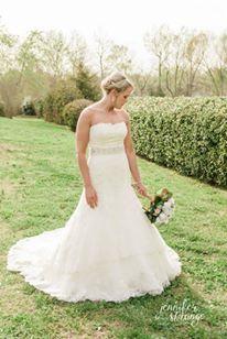 Spring Wedding in North Carolina, Rustic Barn, Farm, Wedding, Burlap, Bridal Session, Vintage, Blush, Coral, Navy, Dress, Bouquet, Copyright Jennifer Strange Photography