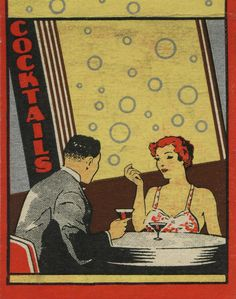 Cocktails by jericl cat, via Flickr