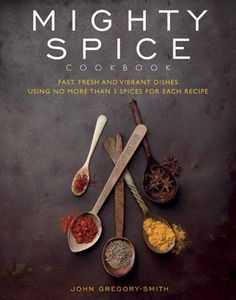 Mighty Spice Cookbook Competition