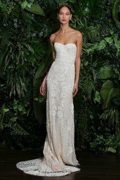 Wedding Dresses: Naeem Khan Bridal
