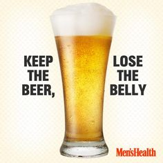 You can still enjoy a cold one, but here's how to keep the pounds off. #weightloss http://www.menshealth.com/weight-loss/keep-beer-lose-belly?cid=soc_Pinterest_content-WL_July14_KeepBeerLoseBelly