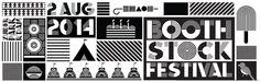 Boothstockfestival 2 aug 2014
