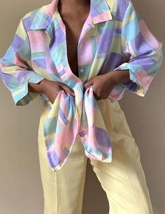 Aesthetic Fashion, Look Fashion, Aesthetic Clothes, Spring Fashion, French Fashion, Mode Outfits, Trendy Outfits, Fashion Outfits, Womens Fashion
