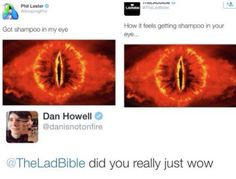The infamous Phil Lester Defense Squad, featuring Dan Howell | Community Post: 17 Times Phan Was Just Too Real