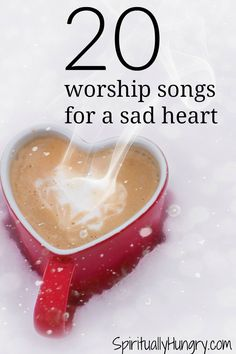 So what do you do when you are feeling blue? You want God's power and love to penetrate your heart, but you don't know how to feel Him. In this post, we offer you a strategy for dealing with sadness by turning to God through worship. 20 worship videos included right in the post!