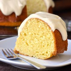 Vanilla Cream Cheese Bundt Cake - Rock Recipes - Rock Recipes