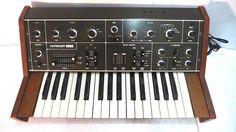 MATRIXSYNTH: Korg 770 Vintage Analog Synthesizer with MIDI SN 7...