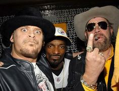 Kid, Snoop, and Hank Love My Man, I Love Him, Kid Rock Picture, Hank Williams Jr, Outlaw Country, Country Musicians, Love N Hip Hop, Famous Singers, Snoop Dogg