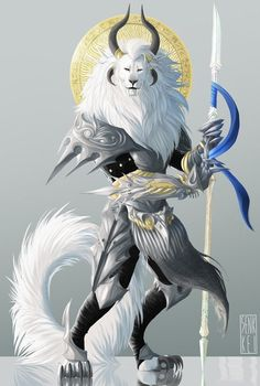 My Guild Wars 2 Charr by Senkkei on DeviantArt
