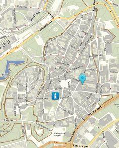 tallinn old town map pdf