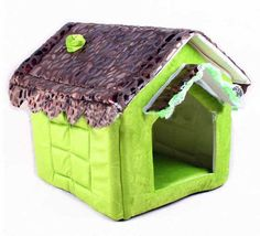 Aplustore Cotton Dog Cat cat Bed House Rain Cover Housing >>> Discover this special cat product, click the image : Cat Tree and Tower