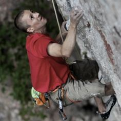 Born in the North East, Steve McClure is one of the UK's highest profile and most influential rock climbers.  Steve's reputation has been well earned over the last decade through his constant pushing of standards and ground-breaking ascents. He was the first Briton to onsight F8b and then F8b+, climb the first F9a (Northern Lights), F9a+ in 2007 (Overshadow) and has been British Indoor Champion four times.   www.steve-mcclure.com/index.php