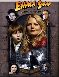Emma Swan and the Witchs Curse by mellie-lyn.deviantart.com on @deviantART