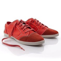 T-1 Sneaker Red now featured on Fab.