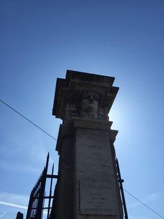 Oppio Hill Rome Sky