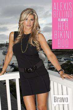 The former #RHOC star shows off her curves on the beach!