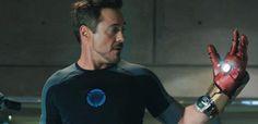 Fã desenvolve uma luva que atira lasers inspirada em Iron Man migre.me/fhjDE