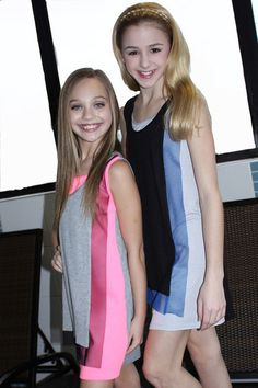 Maddie and Chloe:  Dress: Lay it Cool Dress by Sally Miller (unavailable)