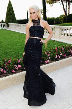 Gwen Stefani in L.A.M.B. @2011 Cannes Film Festival (amfAR's Cinema Against AIDS Gala)
