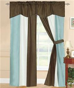 Target Curtains and Window Treatments   Contempory 5 Piece Reflection Window Treatment Curtain Set Sage Lilac ...