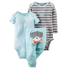 Carter's Baby Boys' 3 Piece Take Me Away Set (Baby) - Puppy NB Carter's http://www.amazon.com/dp/B019E8XM8K/ref=cm_sw_r_pi_dp_RSz4wb0BYQ752
